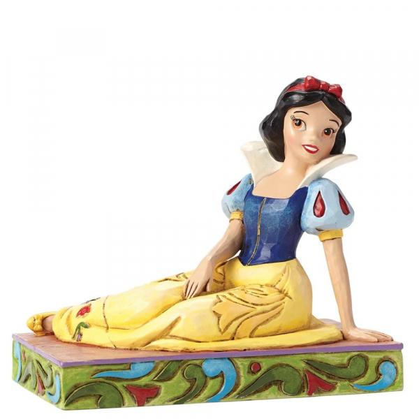 DISNEY Traditions - Be a Dreamer Snow White Figurine - 8.5cm