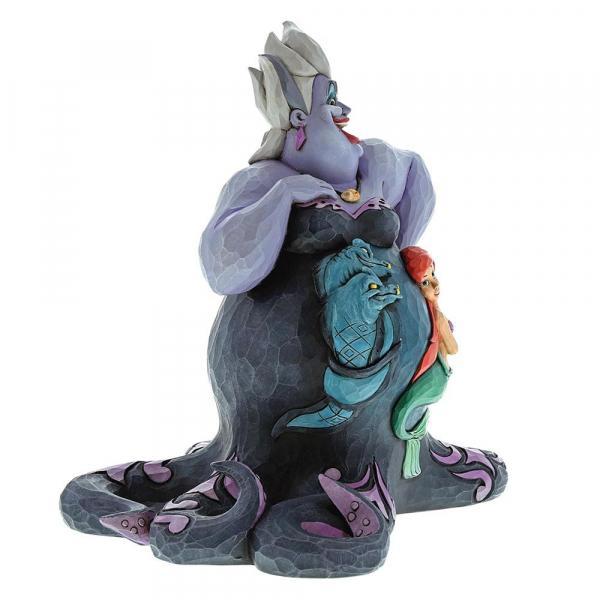 DISNEY Traditions - Ursula with Scene Figurine - 21cm_4