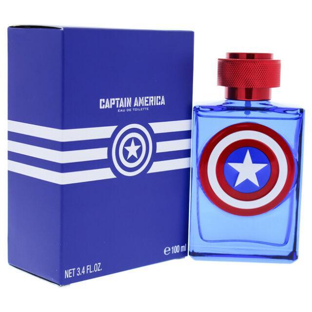 MARVEL - Parfum - Captain America - Edition Speciale - 100ml