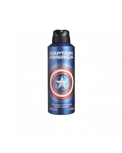 MARVEL - Body Spray - Captain America - 200ml