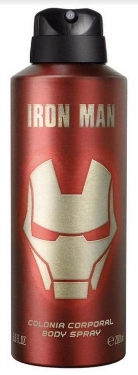 MARVEL - Body Spray - Iron Man - 200ml