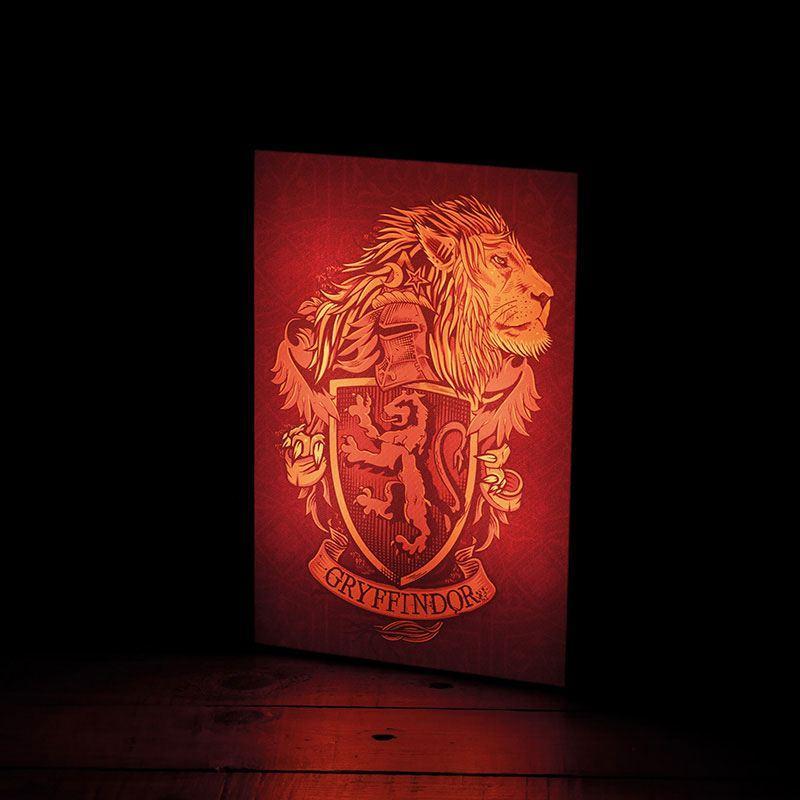 HARRY POTTER - Luminart 30 x 20 - Gryffindor_1