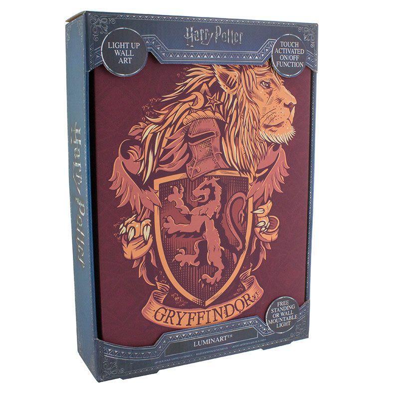 HARRY POTTER - Luminart 30 x 20 - Gryffindor_2