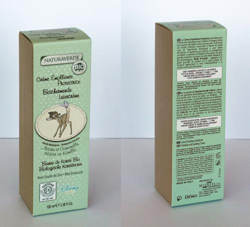 DISNEY - Baby - Bambi - Crème Protectrice - Fesses Bébés - 100ml