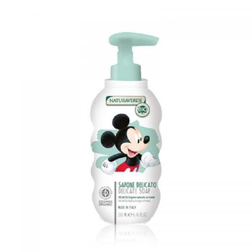 DISNEY - Kids - Mickey - Savon Liquide - 200ml