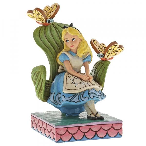 DISNEY Tradition - Alice Curiouser and Curiouser - 14cm