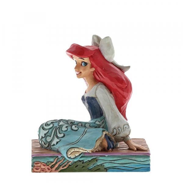 DISNEY Traditions - Be Bold Ariel Figurine - 9cm_3