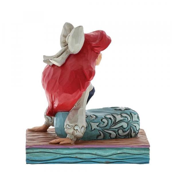 DISNEY Traditions - Be Bold Ariel Figurine - 9cm_5