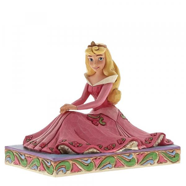 DISNEY Traditions - Be True Aurora Figurine - 9cm