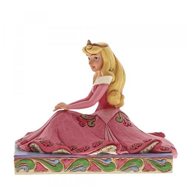 DISNEY Traditions - Be True Aurora Figurine - 9cm_2