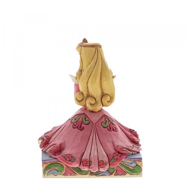 DISNEY Traditions - Be True Aurora Figurine - 9cm_3