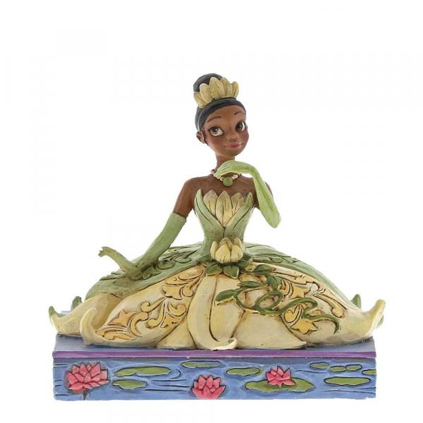DISNEY Traditions - Be Independent Tiana Figurine - 10cm_2