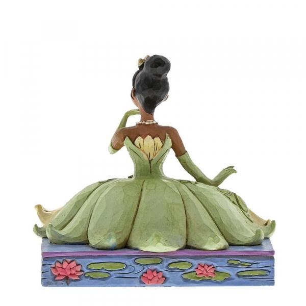 DISNEY Traditions - Be Independent Tiana Figurine - 10cm_4
