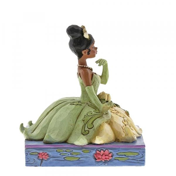 DISNEY Traditions - Be Independent Tiana Figurine - 10cm_5