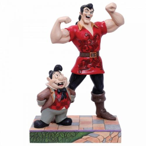 DISNEY Traditions - Muscle-Bound Menace - '22x9x16'