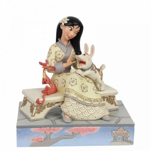 DISNEY Traditions - Honorable Heroine Mulan - '14x9.5x14'