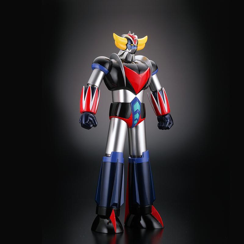 GOLDORAK - Sofubi Toy Box HL-006 - Grendizer - PVC - 23.5cm