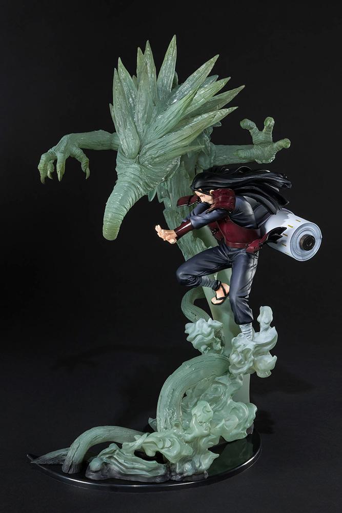 NARUTO ZERO - Senjyu Hashiram Relation Statue Figuarts - 31cm (Bandai)
