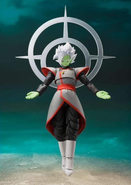 DRAGON BALL SUPER - Figurine Figuarts Bandai - Zamasu Potara - 14cm