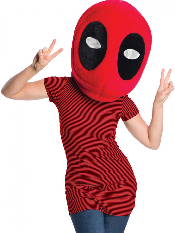 MARVEL - Deadpool - Déguisement Adulte - Masque_1