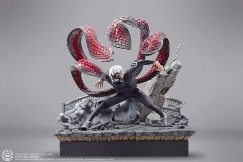 TOKYO GHOUL - Ken Kaneki - Statuette Kura Collectibles 34cm