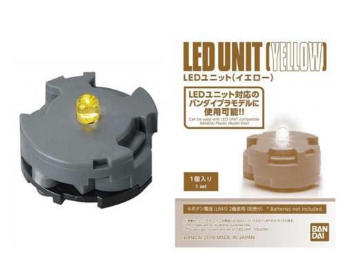 GUNDAM - MG Led Unit Yellow x1 - Accessoire pour Model Kit