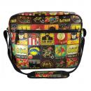DC COMICS - MESSENGER BAG - Vintage