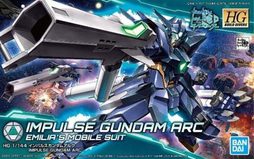 GUNDAM - HG Impulse Gundam Arc 1/144 - Model Kit