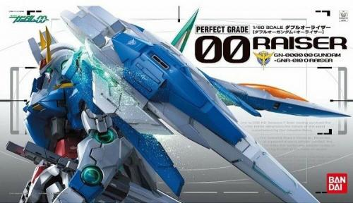 GUNDAM - PG 1/60 Perfect Grade - OO-Raiser - Model Kit