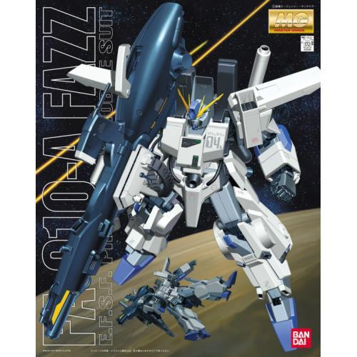 GUNDAM - MG 1/100 FZ-010A FAZZ Gundam - Model Kit