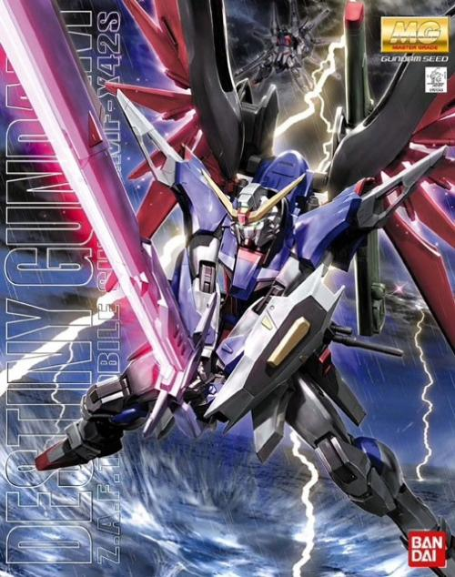 GUNDAM - MG Destiny Gundam 1/100 - Model Kit