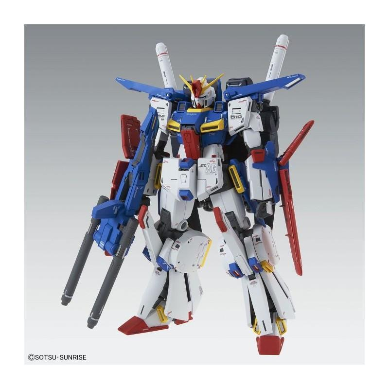 GUNDAM - MG 1/100 ZZ Gundam Ver. Ka (Campaign) - Model Kit_2