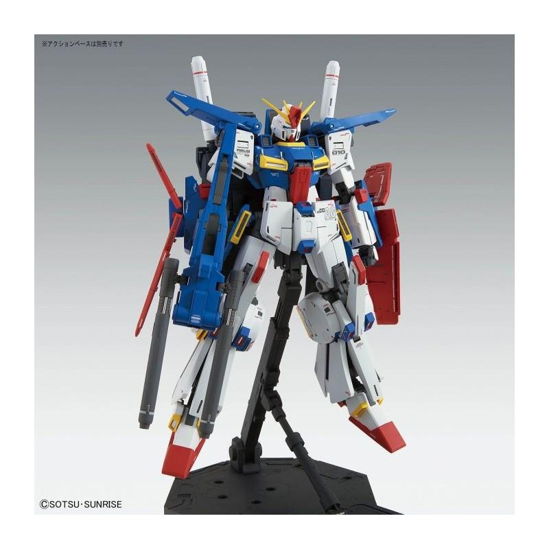 GUNDAM - MG 1/100 ZZ Gundam Ver. Ka (Campaign) - Model Kit_3