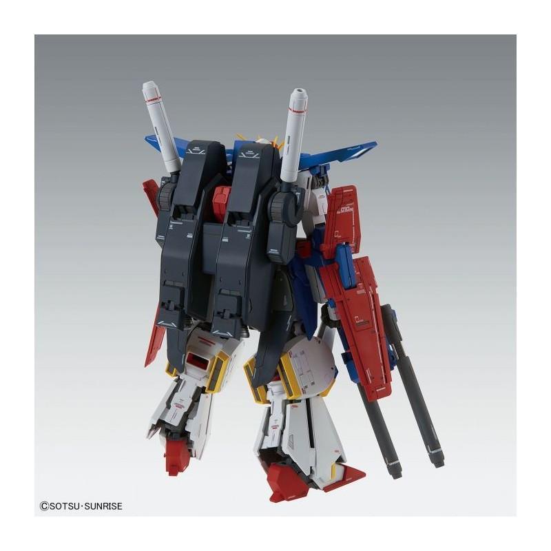 GUNDAM - MG 1/100 ZZ Gundam Ver. Ka (Campaign) - Model Kit_4