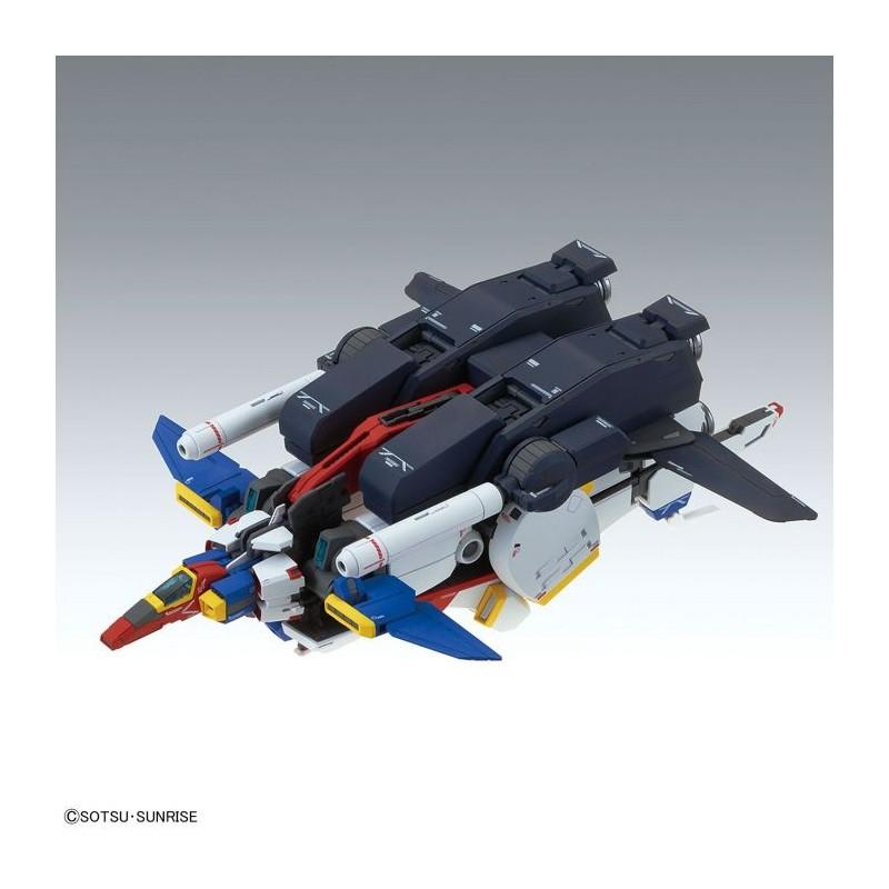 GUNDAM - MG 1/100 ZZ Gundam Ver. Ka (Campaign) - Model Kit_6