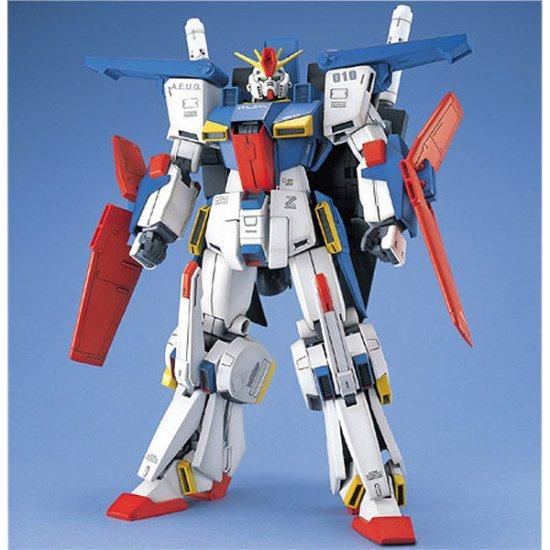 GUNDAM - MG 1/100 ZZ Gundam MSZ-010 - Model Kit_2