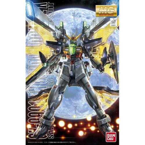 GUNDAM - MG 1/100 Gundam Double X - Model Kit 18cm