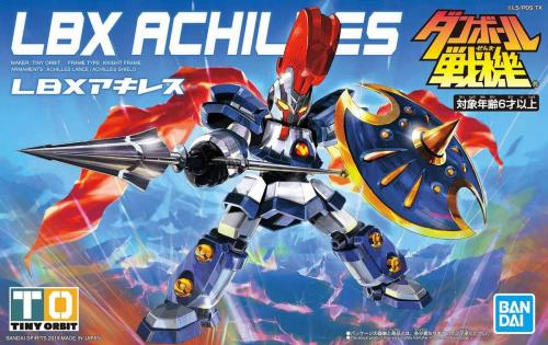 LBX - Achilles - Model Kit