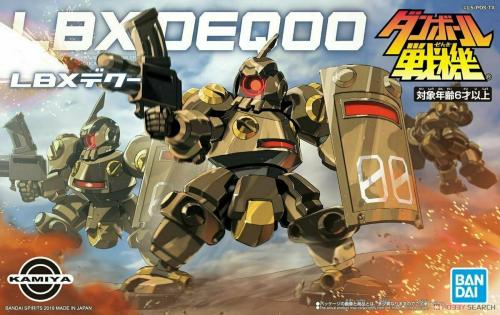 LBX - Deqoo - Model Kit