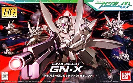 GUNDAM - HG GN-X 'GNX-603T' 1/144 - Model Kit
