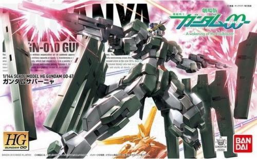 GUNDAM - HG Gundam Zabanya 1/144 - Model Kit