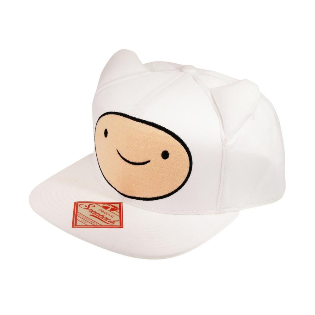 ADVENTURE TIME - Casquette - Big Face Finn