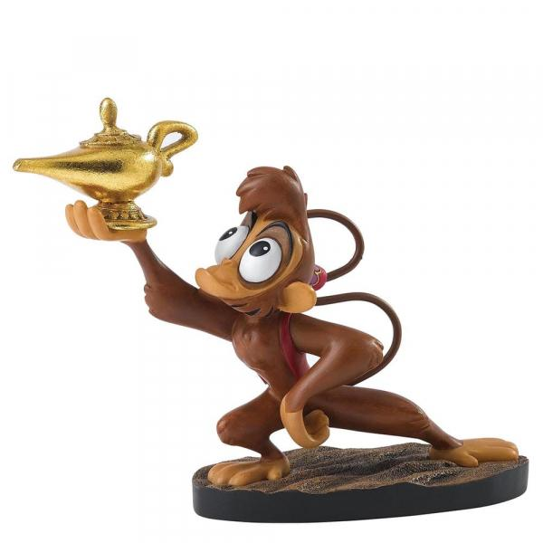 DISNEY - Abu Mischievous Thief Figurine - 11cm