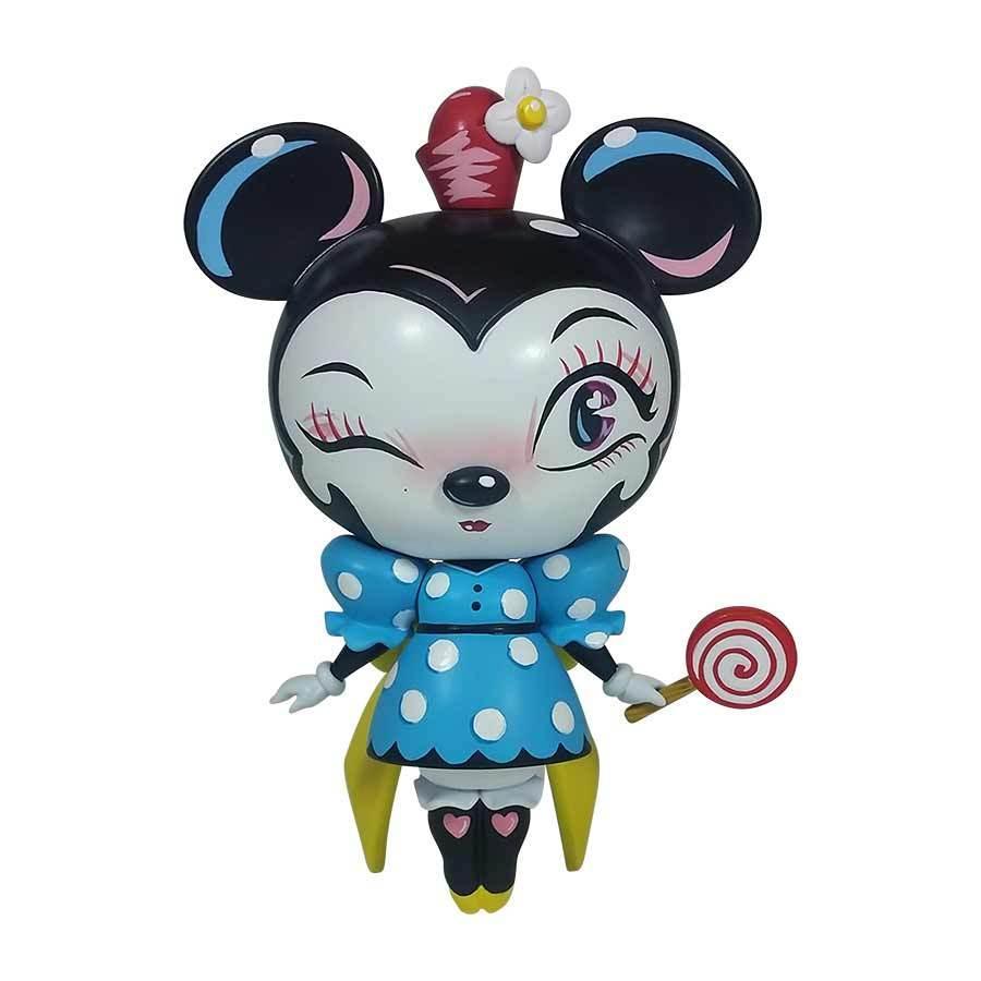 DISNEY - Miss Mindy World - Vinyl Figure - Minnie Mouse - 18cm