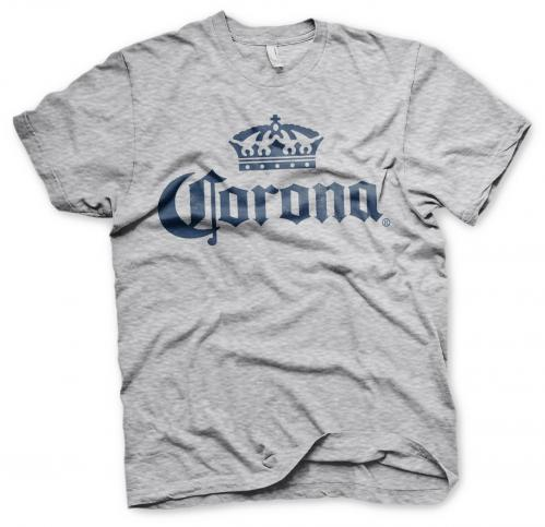 BEER - Corona Washed - T-Shirt - (S)