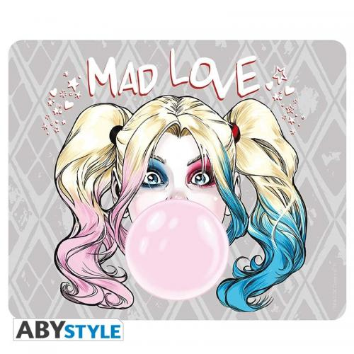 DC COMICS - Tapis de Souris - Harley Quinn Mad Love