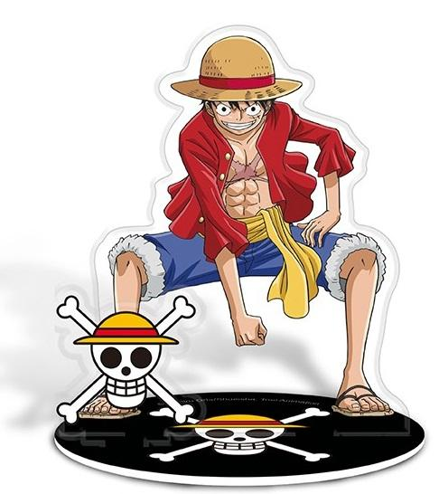 ONE PIECE - Monkey D. Luffy - Acryl 10cm