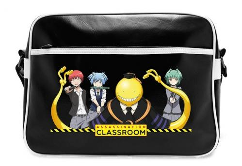 ASSASSINATION CLASSROOM - Groupe - Sac besace 38x29x12.5cm