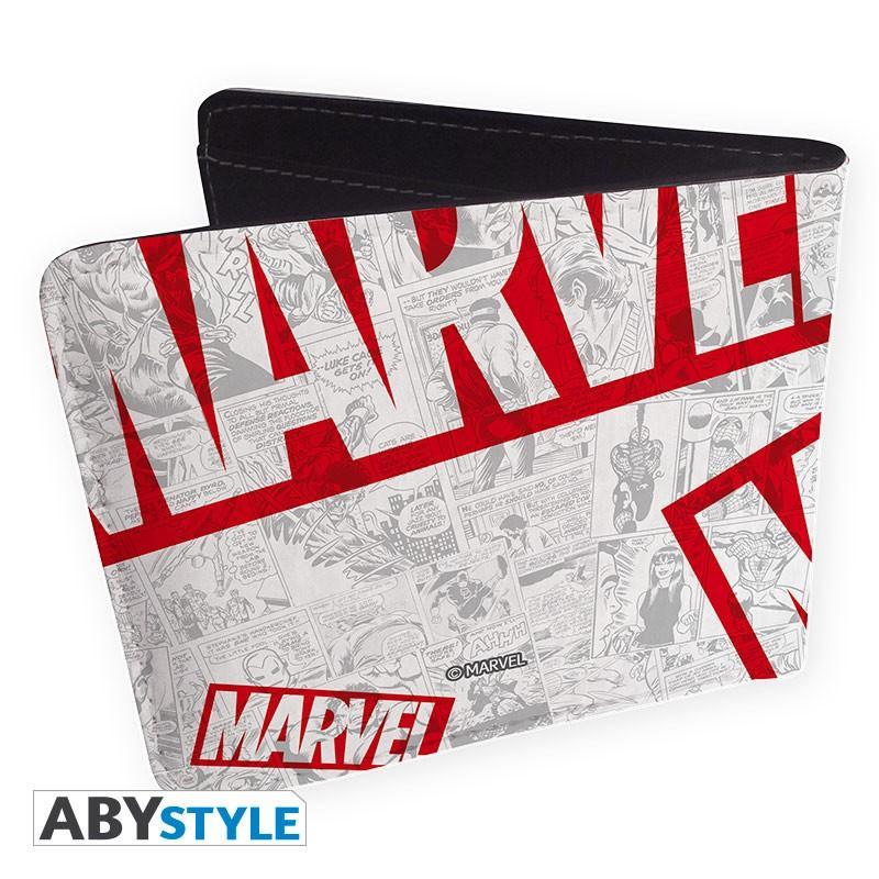 MARVEL - Portefeuille Vinyle - Marvel Universe_1