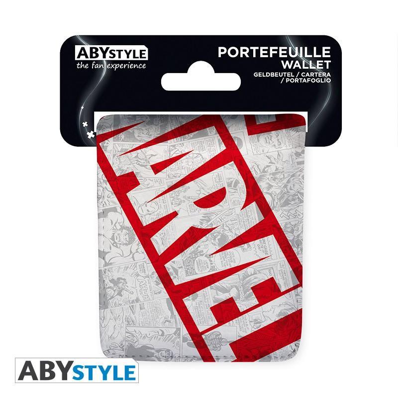 MARVEL - Portefeuille Vinyle - Marvel Universe_2